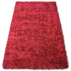 Carpet SHAGGY LILOU red