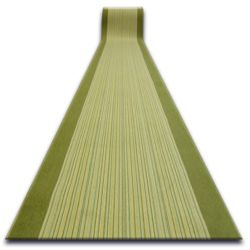 Runner anti-slip CARNABY green