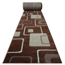 Runner HEAT-SET FRYZ PILLY - 7776 brown