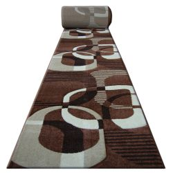 Runner HEAT-SET FRYZ PILLY - 7507 brown
