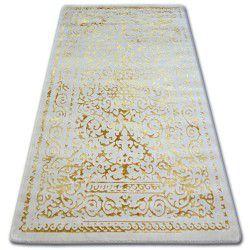 Carpet ACRYLIC MANYAS 0916 Ivory/Gold