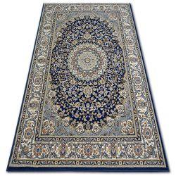 Carpet PRESTIGE TODA 82631 navy blue