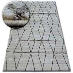 Carpet SHADOW 818 cream - l. beige - Triangles