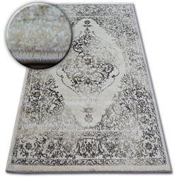 Carpet SHADOW 477 cream / d. beige - Rosette