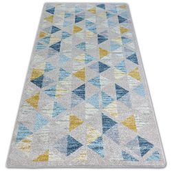 Carpet NORDIC CANVAS yellow G4575