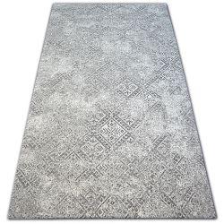 Carpet Wool NATURAL MILET grey