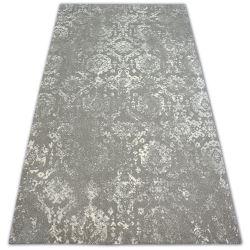Carpet Wool NATURAL GRIAN grey