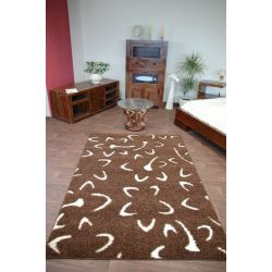 Carpet STRUCTURAL MARGO dark brown