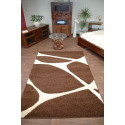 Carpet STRUCTURAL PASCAL dark brown
