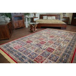 Carpet KASZMIR design 12804 red