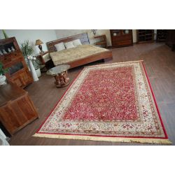 Carpet KASZMIR design 12806 red