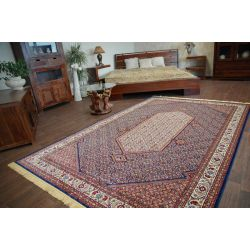 Carpet KASZMIR design 12832 navy