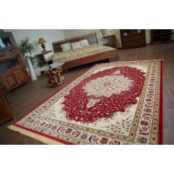 Carpet KASZMIR design 12838 red