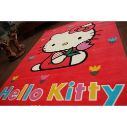 Children carpet DISNEY AKRYL HELLO KITTY 756