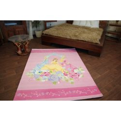 Children carpet DISNEY AKRYL PRINCESS 101