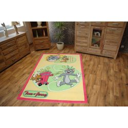 Children carpet DISNEY AKRYL TOM & JERRY 5