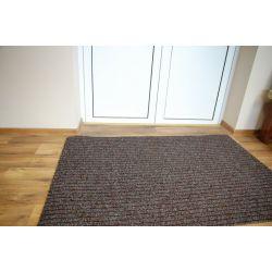 doormat TRAPPER 12 brown