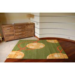 Carpet PIŁKI green