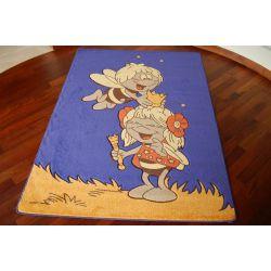 Carpet PSZCZÓŁKI blue