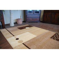 Carpet CARAMEL LAVATO nut