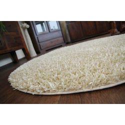 Carpet circle SHAGGY BRILLIANT 050 cream