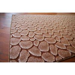 Carpet - Wall-to-wall PEBBLE dark brown