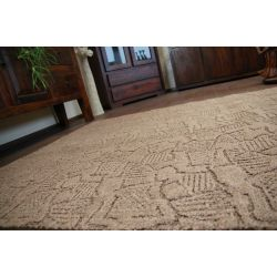 Carpet - Wall-to-wall MESSINA 044 brown