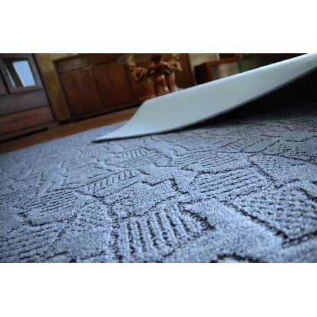 Carpet - Wall-to-wall MESSINA 076 blue