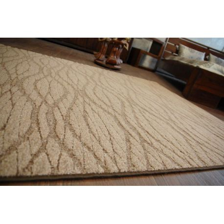 Carpet - Wall-to-wall FLOW 992 brown
