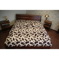 Coverlet ANIMALS krowa