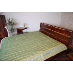 Coverlet PIKOWANA green
