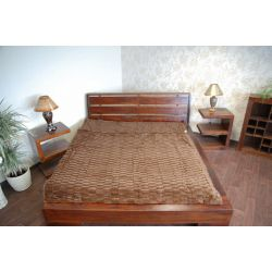 Coverlet YORK brown