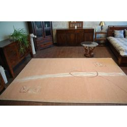Carpet TWIST NATRON salmon