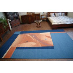 Carpet TWIST MALAWI blue