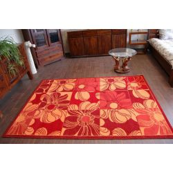 Carpet TWIST LORCA orange