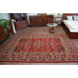 Carpet POLONIA KAZAK burgundy