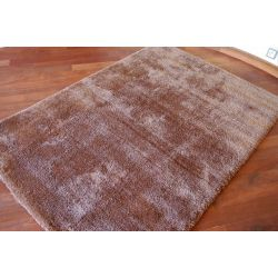 Carpet MICROFIBRA SHAGGY brown