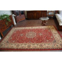 Carpet POLONIA AFGAN ruby
