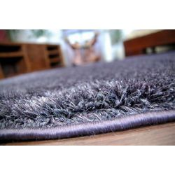 Fitted carpet SHAGGY CARNIVAL 97 purple