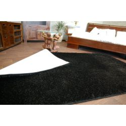 Fitted carpet SHAGGY CARNIVAL 99 black