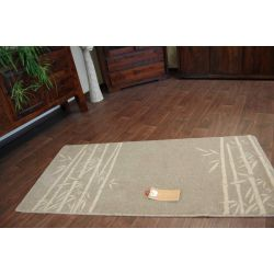 Carpet NATURAL BAMBU brown