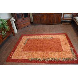 Carpet AKROPOLIS burgundy