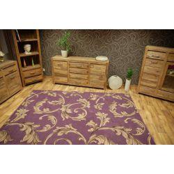 Carpet AVANT-GARDE VIVACE aubergine