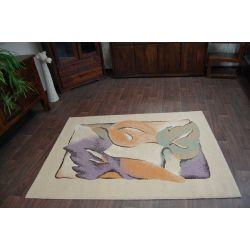 Carpet MODERN LAZURYT beige