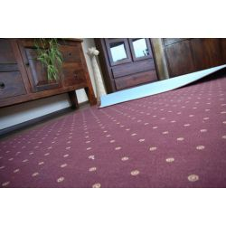 Fitted carpet CHIC 087 violet