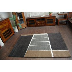 Carpet VERDI model 80039 dark grey
