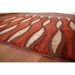 Carpet ROMA FISH chestnut