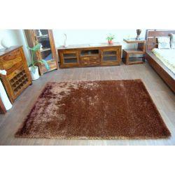 Carpet SHAGGY RAINBOW brown