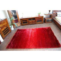 Carpet SHAGGY RAINBOW red