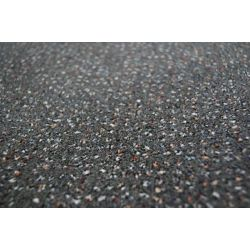 Fitted carpet VELOUR TECHNO STAR 990 graphite